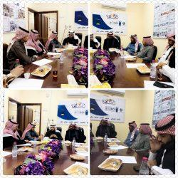 لجنة متابعة نواتج التعليم بتعليم الحدود الشمالية تعقد اجتماعها الأول