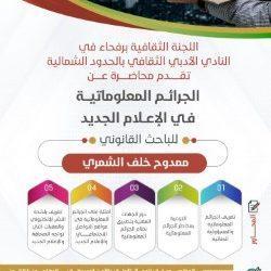 بالصور والفيديو..ثقافية طريف بأدبي الشمالية تقيم فعالية بمناسبة اليوم العالمي للطفل بمحافظة طريف