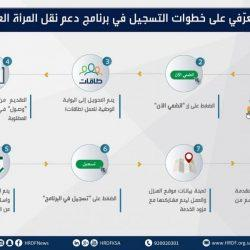 سعياً لتحسين المشهد الحضري .. بلدية طريف تعالج الأرصفة المتهالكة بحي العزيزية
