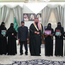 سمو أمير منطقة الحدود الشمالية يواسي ذوي المتوفين في حادث محافظة رفحاء