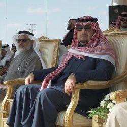 سمو الأمير فيصل بن خالد بن سلطان يستقبل رؤساء وأعضاء الفرق التطوعية بمحافظة طريف