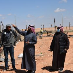 سفير المملكة لدى عمّان يثمن اهتمام الحكومة الأردنية بالمواطنين السعوديين المقيمين بالأردن