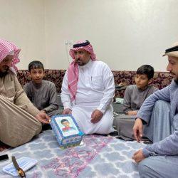 اخبارية طريف تعزي بوفاة الأمير أنور فواز نواف الشعلان