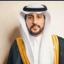 ترقية الشيخ بدر بن رحيل الرويلي للمرتبة التاسعة بكتابة عدل محافظة طريف