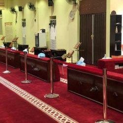 بالفيديو والصور مساجد طريف تستعد لإعادة الفتح بعد إطلاق مكتب الإشراف على المساجد بالمحافظة حملة التنظيف والتعقيم بالتعاون مع بلدية طريف