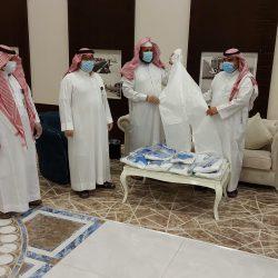 """سمو الأمير فيصل بن خالد بن سلطان يطلق مشروع إعادة توطين نبات """"الروثة"""" تزامناً مع يوم البيئة العالمي"""