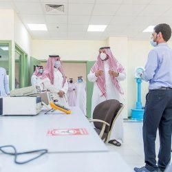 سمو الأمير فيصل بن خالد بن سلطان يتفقد جامعة الحدود الشمالية