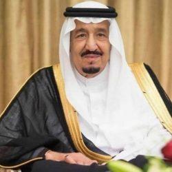 سمو الأمير فيصل بن خالد بن سلطان يستقبل رئيس كتابة العدل في الحدود الشمالية