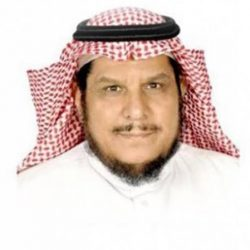 اخبارية طريف تعزي في وفاة محمد بن منصور الراجحي
