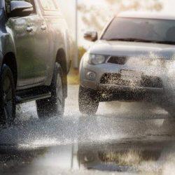 بالفيديو والصور .. هطول أمطار على محافظة طريف
