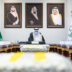 سمو أمير الحدود الشمالية يستقبل ممثل الهيئة العامة للمساحة والمعلومات