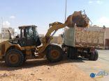 بالصور .. بلدية محافظة طريف تتابع أعمالها ضمن حملة النظافة مسؤولية الجميع