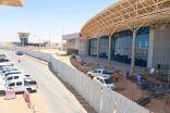 مشروع تطوير مطار عرعر .. مباني ومرافق ترفع كفاءة التشغيل بطاقة استيعابية تخدم مليون مسافر سنوياً