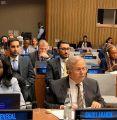 المملكة تندد بمواصلة انتهاك إسرائيل للقانون الدولي والأعراف الدولية والمبادئ الإنسانية