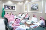 """سمو الأمير فيصل بن خالد بن سلطان يرأس الاجتماع الثاني لمبادرة صناعة رأس المال البشري """"جسور"""""""