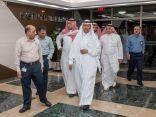 سمو وزير الطاقة يتفقد معامل شركة أرامكو السعودية في بقيق