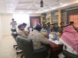 هيئة الأرصاد بالشمالية تنظم ورشة عمل بمناسبة اليوم العربي للأرصاد الجوية