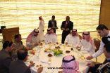 سفارة المملكة في الأردن تحتفل بالوفود السعودية المشاركة في مؤتمر ومعرض سوفكس الذي أقيم في عمّان