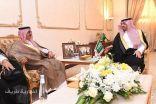الأمير فيصل بن خالد : الشباب يمثل القوة الحقيقية لتحقيق رؤية 2030 ومواكبة التحولات الاقتصادية والتقنية