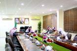 لجنة متابعة ورفع التحصيل الدراسي في تعليم الحدود الشمالية تعقد أجتماعها الأول