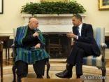 أوباما يهدد بسحب القوات الأميركية كلها بأفغانستان