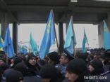 توتر بأوكرانيا والناتو يدعم وروسيا تتحرك عسكريا