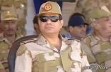 """مصر.. قرار جمهوري بتشكيل المجلس """"العسكري"""" برئاسة السيسي"""