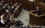 أوكرانيا تدعو أمريكا وبريطانيا ضمان سيادتها