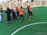 ثانوية معاوية تتوج بلقب بطولة البيان لمدارس محافظة طريف بكرة القدم على حساب ثانوية جعفر
