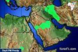 رياح قوية على شمال المملكة اليوم.. وحالة مطرية نهاية الأسبوع