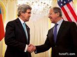 لقاء كيري ولافروف حول أوكرانيا ينتهي بلا نتائج