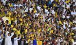 النصر يعلن فتح المدرجات مجاناً لجماهيره في مباراة الحزم