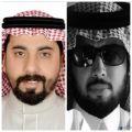 """المهندس سعود هندي يبارك للأستاذ أحمد مولوده """"سعود"""""""