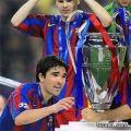 برشلونة بطل دوري أبطال أوروبا 2011