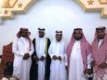 جايز الحازمي يحتفل بعرس إبنه مشعل