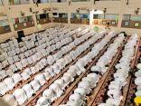 طلاب المدارس يؤدون صلاة الاستسقاء بمختلف مناطق المملكة