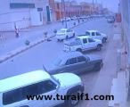 وقوع حادث دهس لطفل بالشارع العام في طريف