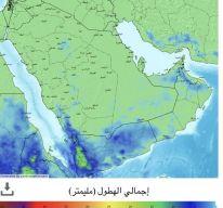 """أمطار هنا مناطقها.. """"أجواء 24 ساعة"""" بتوقيع """"الحصيني"""": """"تروية"""" مستمرة"""