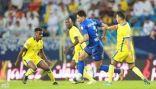 حمدالله يقود النصر للفوز على الهلال بهدفين في الدوري