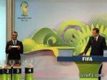 قرعة الدور الثالث من التصفيات الآسيوية المؤهلة لنهائيات كأس العالم 2014 بالبرازيل