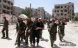 عملية عسكرية واسعة لقوات النظام السوري في حي جوبر الدمشقي