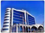 مستشفى متعب بن عبدالعزيز بسكاكا يقيم معرض توعوي عن سرطان الثدي