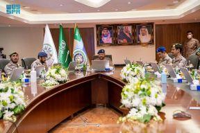 """""""الرويلي"""" يرأس وفد المملكة في اجتماع اللجنة العسكرية العليا بمجلس التعاون"""