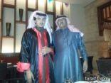 نزال سيف نزال البناقي يحصل على شهادة البكالوريوس من إحدى الجامعات الأردنية