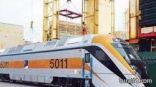 وصول أول القطارات الإسبانية الحديثة لميناء جدة