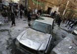 مقتل 33 شخص في هجوم انتحاري وسط اليمن