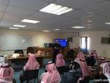 هيئة الهلال الأحمر بالشمالية تنظم دورة تدريبية في برنامج الأمير نايف للإسعافات الأولية