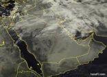 الأرصاد : سماء غائمة على شمال المملكة