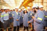 """""""الفالح"""" يؤكد الالتزام بدعم مسيرة """"معادن"""" نحو تحقيق مزيد من النمو والتطور"""