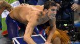 """أحد أفراد البعثة الأمريكية يستعين بالحجامة للفوز بـ """"ذهبية"""" في أولمبياد ريو"""